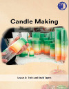 The cover of the example lesson for the candle making classes