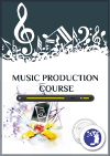 The cover of the example lesson for the digital music production classes